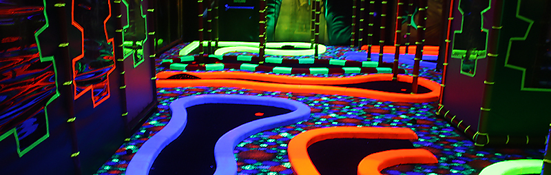 Crash Crawly's Mini Golf